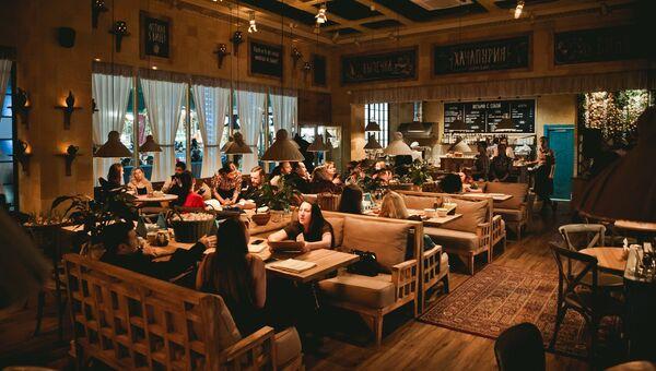 Кафе Хачапурия в Нижнем Новгороде