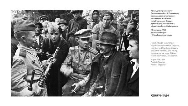 Лучшие кадры фронтовых хроник в проекте МИА Россия Сегодня Европа, спасенная от войны