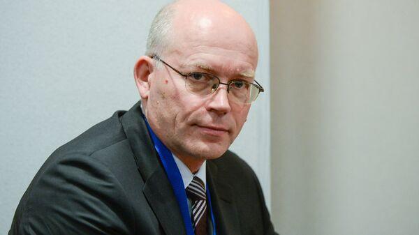 Торговый представитель РФ в Великобритании Борис Абрамов