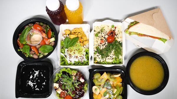 Сбербанк тестирует сервис по доставке еды