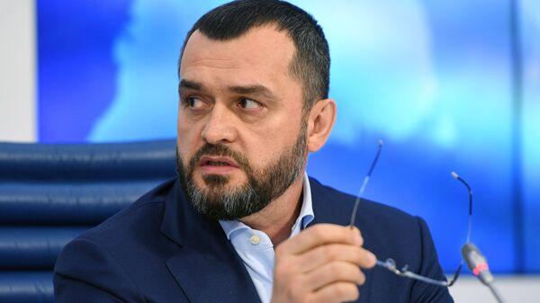 Бывший министр внутренних дел Украины Виталий Захарченко