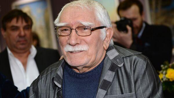 Актер Армен Джигарханян. Архивное фото