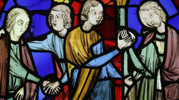Презентация выставки Людовик Святой и реликвии Сент-Шапель