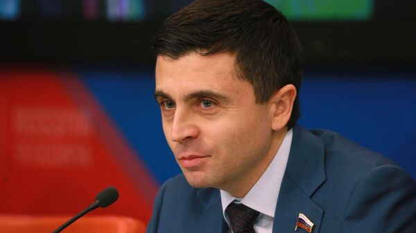 Заместитель председателя комитета Государственной Думы Российской Федерации по делам национальностей Руслан Бальбек