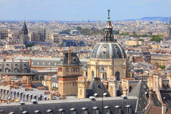 Университет Сорбонна, Париж