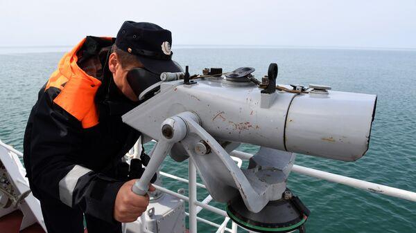 Береговая охрана Пограничной службы ФСБ России по Республике Крым