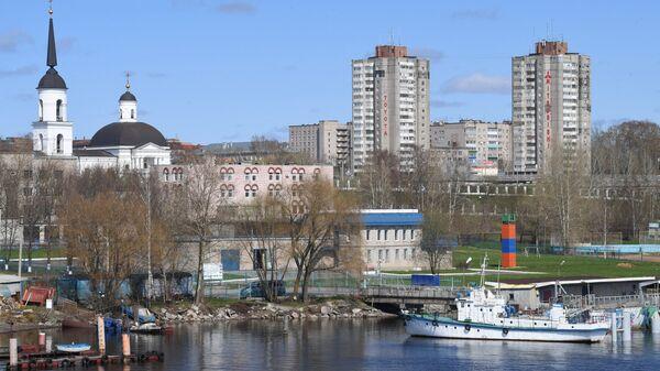 Город Череповец. Архивное фото