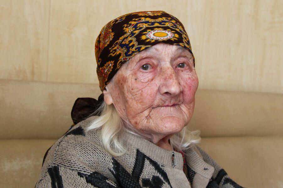 Раиса Александровна Шувар, ветеран Великой Отечественной войны
