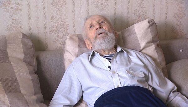Фронтовик-подводник Юлий Клюнин: Не до страха, когда идет борьба за Родину
