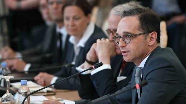 Германия подтвердила свободу судоходства вКерченском проливе