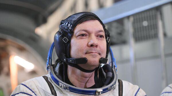 Космонавт Роскосмоса Олег Кононенко. Архивное фото