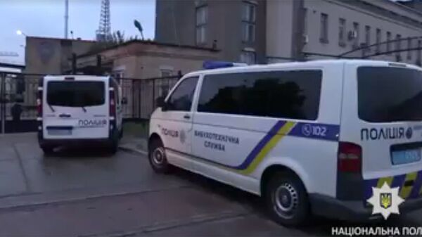 Полицейские автомобили в Киеве. Архивное фото