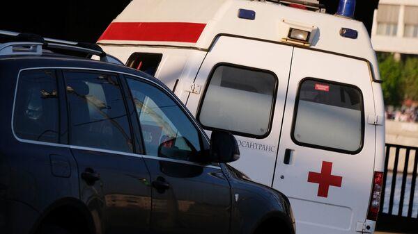 Жительница Новосибирска разбилась на тюбинге