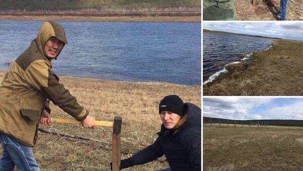 Семья Романа Филатова осваивает землю, полученную по программе Дальневосточный гектар