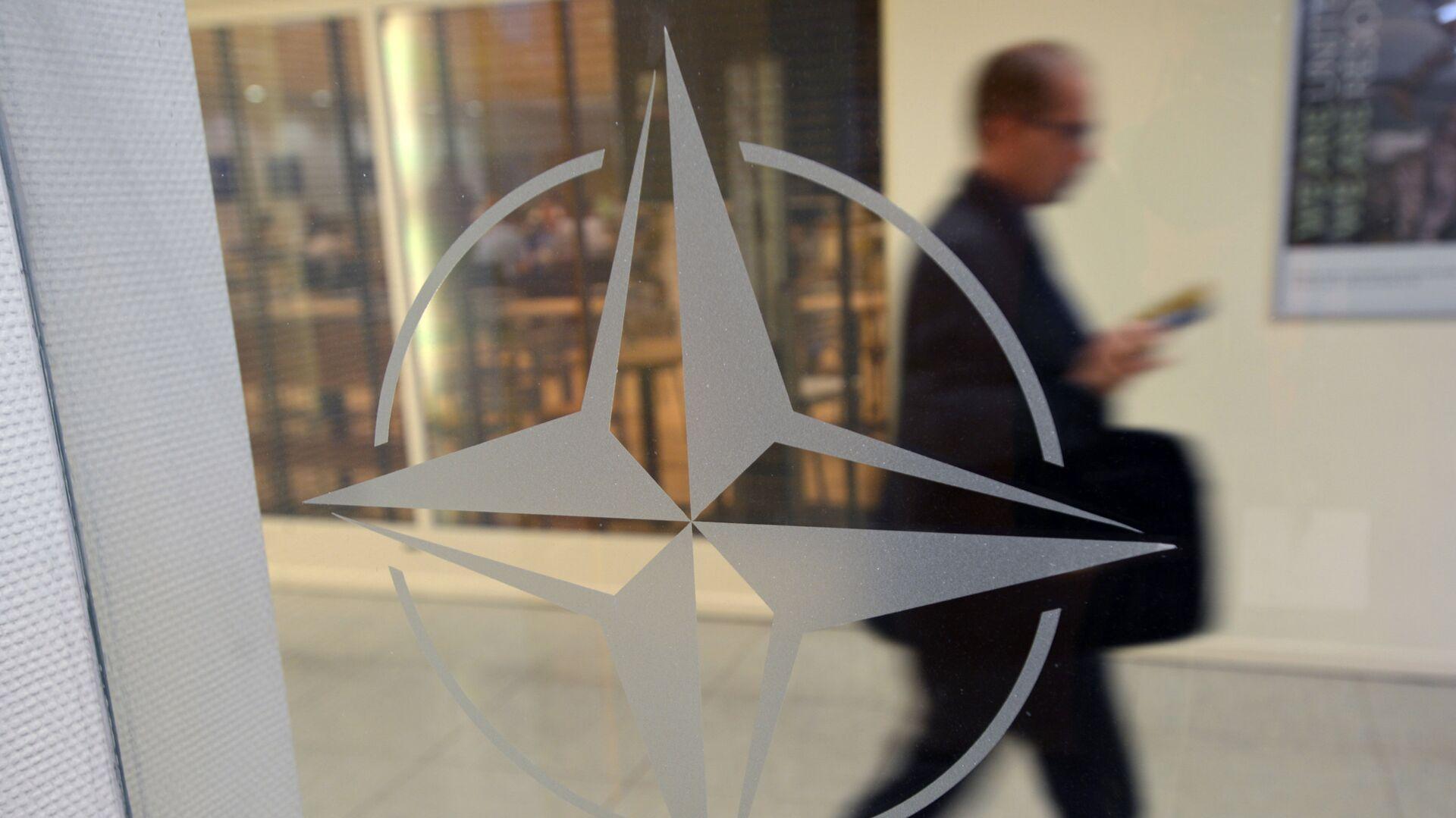 Эмблема НАТО - РИА Новости, 1920, 14.06.2021
