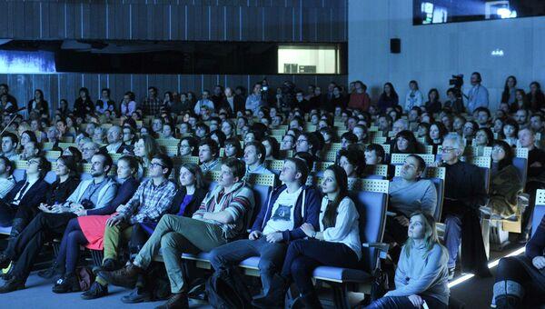 Кинотеатр. Архивное фото