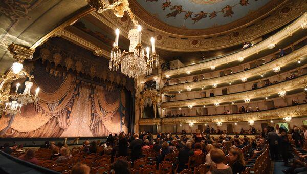 Мариинский театр в Санкт-Петербурге. Архивное фото