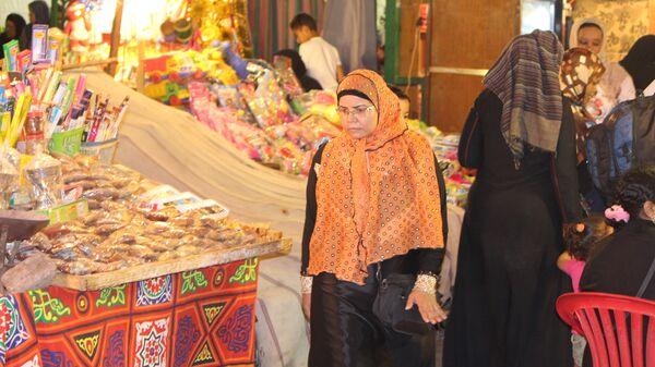 Рамадан на улицах Каира