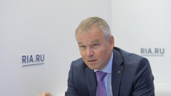 Заместитель председателя Центрального банка России Василий Поздышев