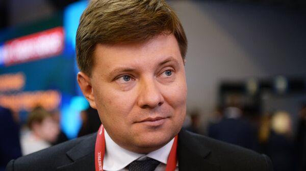 Генеральный директор холдинга Вертолеты России Андрей Богинский