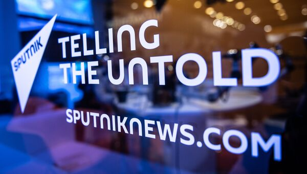 Радиорубка Sputnik. Архивное фото