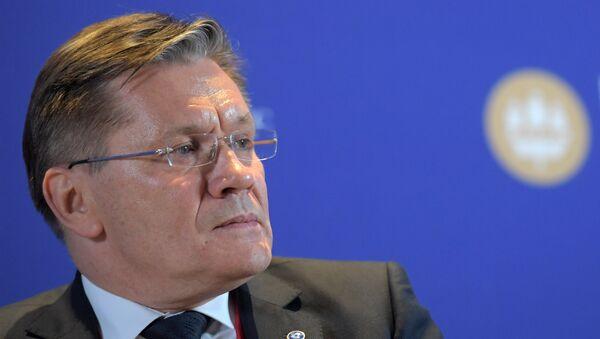 Директор госкорпорации Росатом Алексей Лихачев. Архивное фото