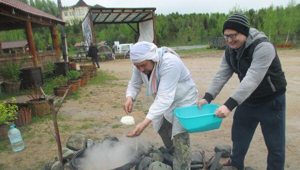 Алтайский край. Холмогорье