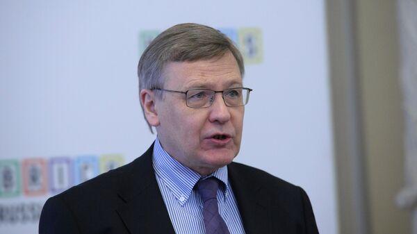 Посол России в Бельгии Александр Токовинин. Архивное фото