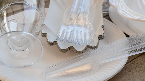 К 2021 вЕС запретят разовые пластиковые изделия