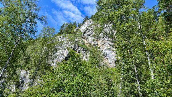 Тавдинские пещеры на Алтае