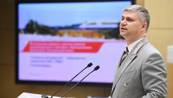 Председатель правления ОАО РЖД Олег Белозеров, архивное фото