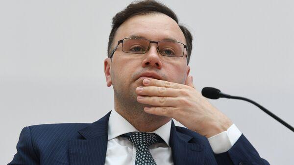 Заместитель министра труда и социальной защиты РФ Григорий Лекарев