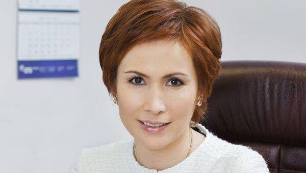 Генеральный директор АО НПФ ВТБ Пенсионный фонд Лариса Горчаковская