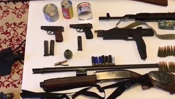Операция ФСБ и МВД по пресечению каналов поставок оружия