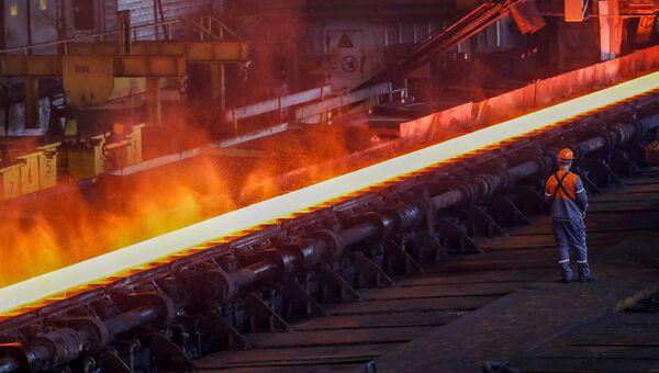 Сталелитейный завод ArcelorMittal в Генте, Бельгия