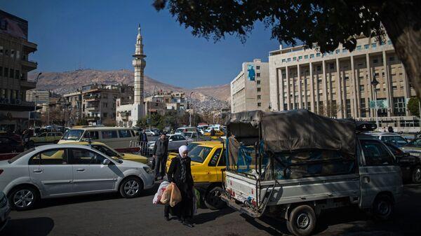 Дамаск, Сирия. Архивное фото.