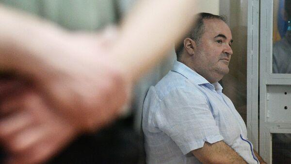 Борис Герман, обвиняемый в организации покушения на Аркадия Бабченко. Архивное фото