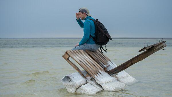 Россия, Озеро Баскунчак