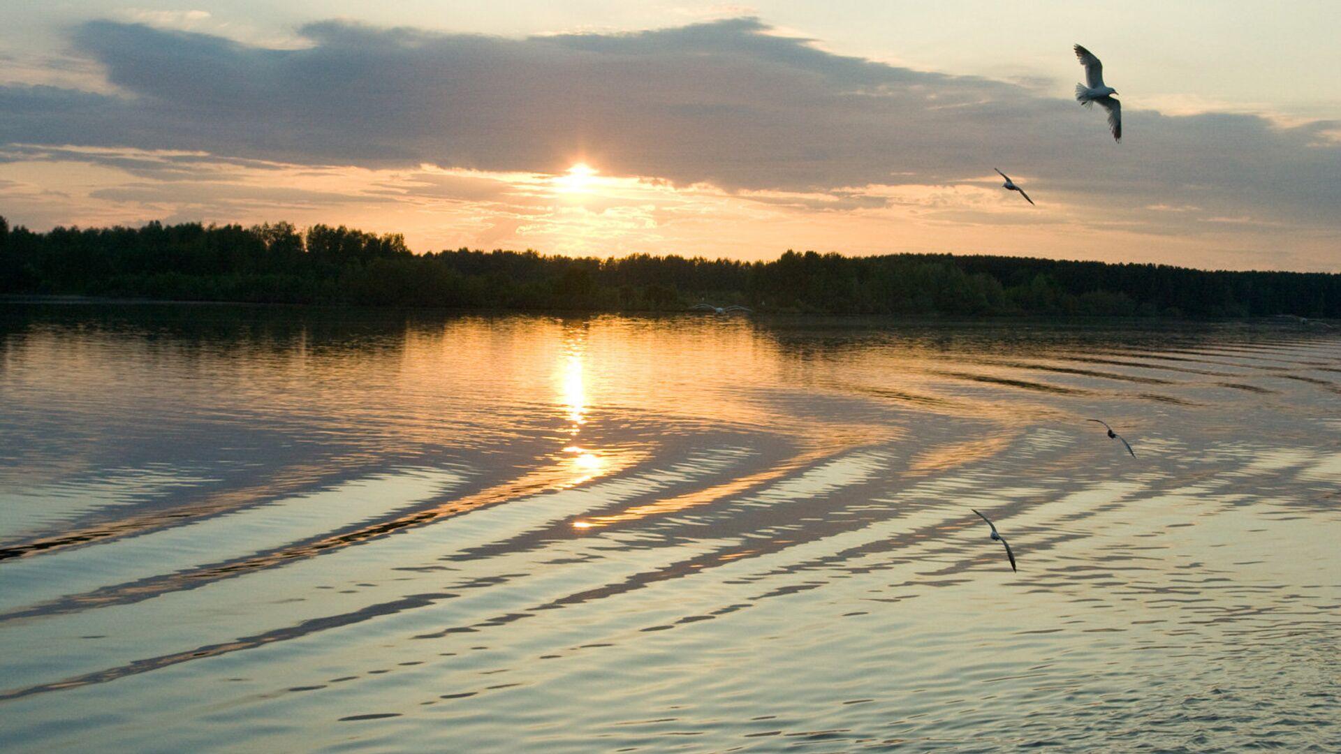 Гидросамолет совершил жесткую посадку в Саратовской области