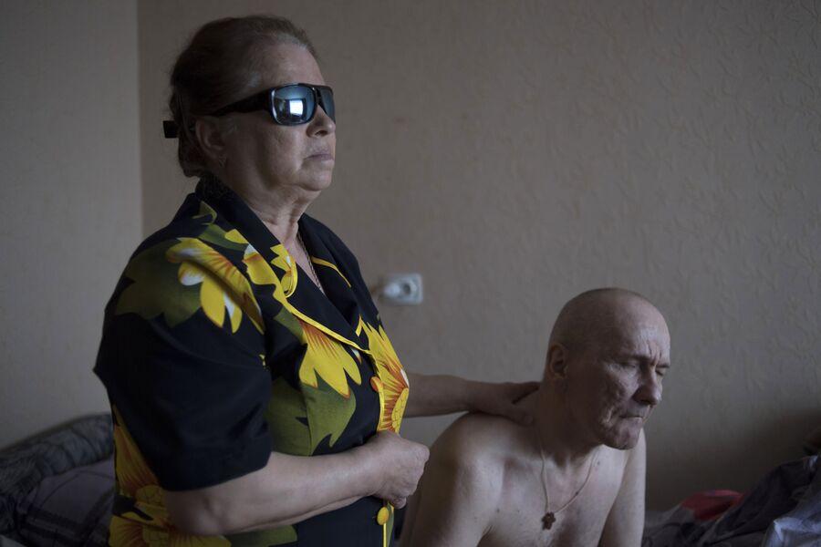 В последний раз Сергей Панов выходил на улицу шесть лет назад