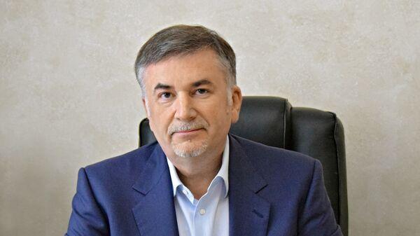 Руководитель пресс-службы Роскосмоса Владимир Устименко