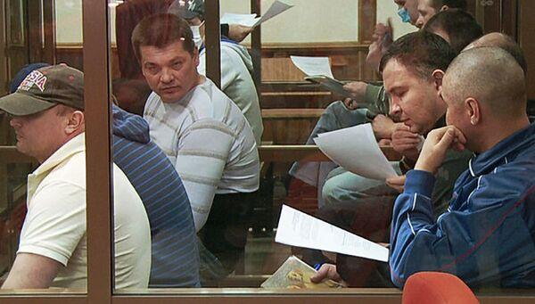 Суд над участниками ОПГ Боксеры в Казани