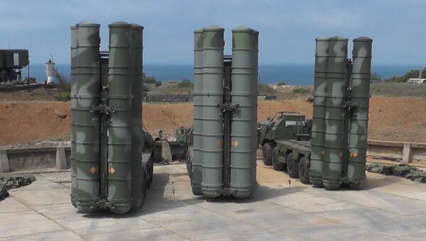 На защите Крыма: Панцирь и  С-400 отразили удар с моря во время учений