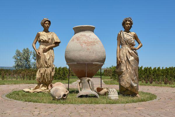 Фестиваль Античное наследие России на Кубани