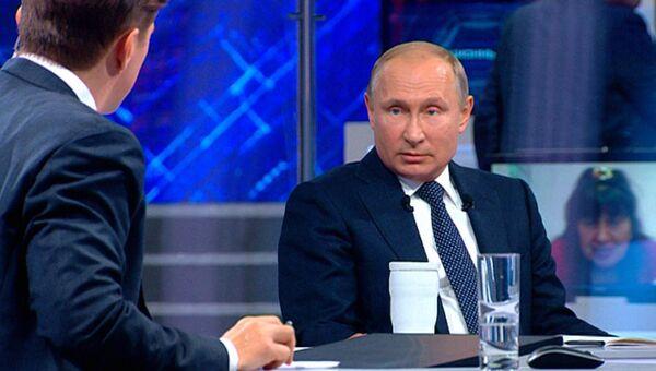 Путин порекомендовал не сомневаться в наличии у России нового оружия