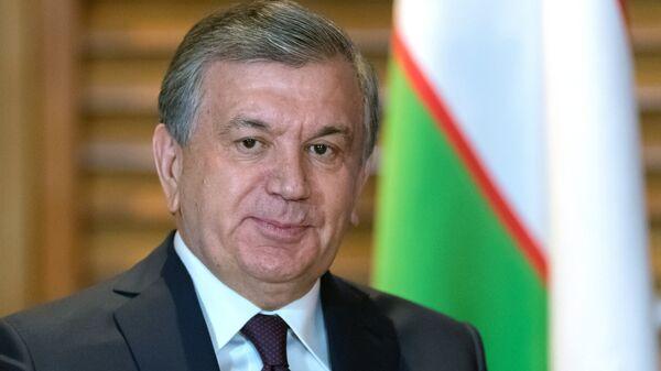 Президент Республики Узбекистан Шавкат Мирзиёев. Архивное фото