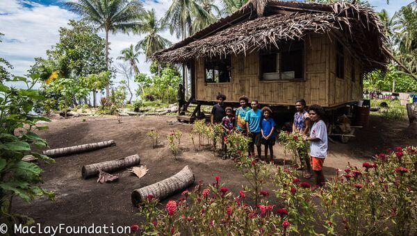 Папуа-Новая Гвинея, Берег Маклая, сентябрь 2017