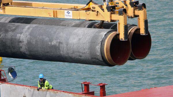 Подготовка к прокладке труб газопровода