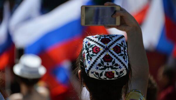 Минпросвещения: Возмутившего крымских татар учебника нет вфедеральном реестре
