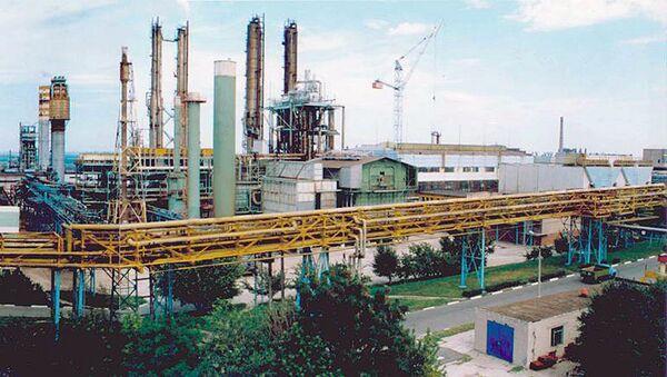 Предприятие химической промышленности Украины ДнепрАзот. Архивное фото